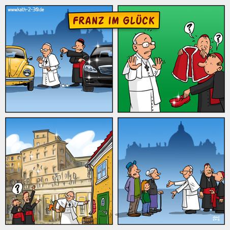 Franz im Glueck