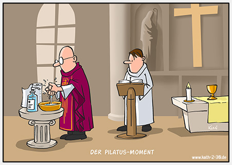 Der Pilatus-Moment