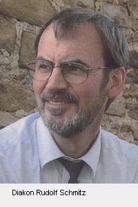 Diakon Rudolf Schmitz